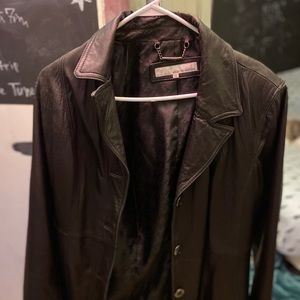 2XL Wilson Leather Jacket